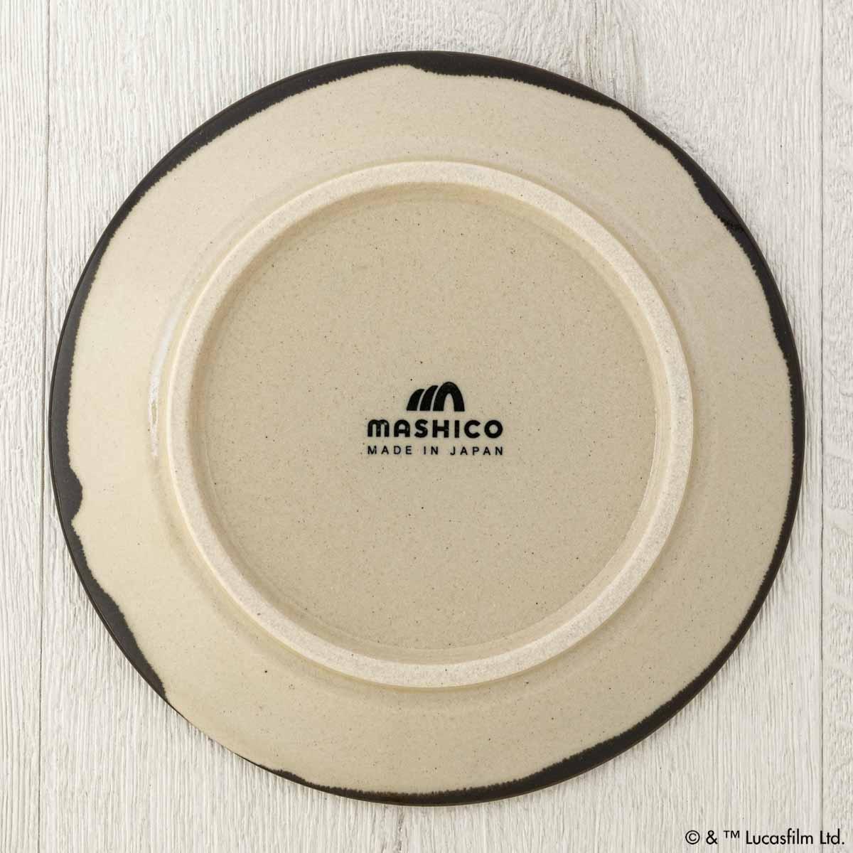 MASHICO プレート17cm / STAR WARS [ダース・ベイダー] ブラック